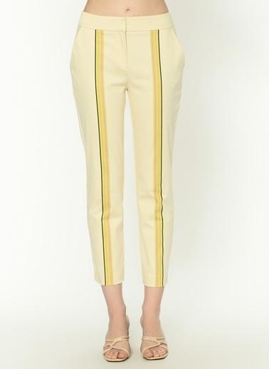 Ipekyol Kadın  Pantolon IS1190003286 Ten